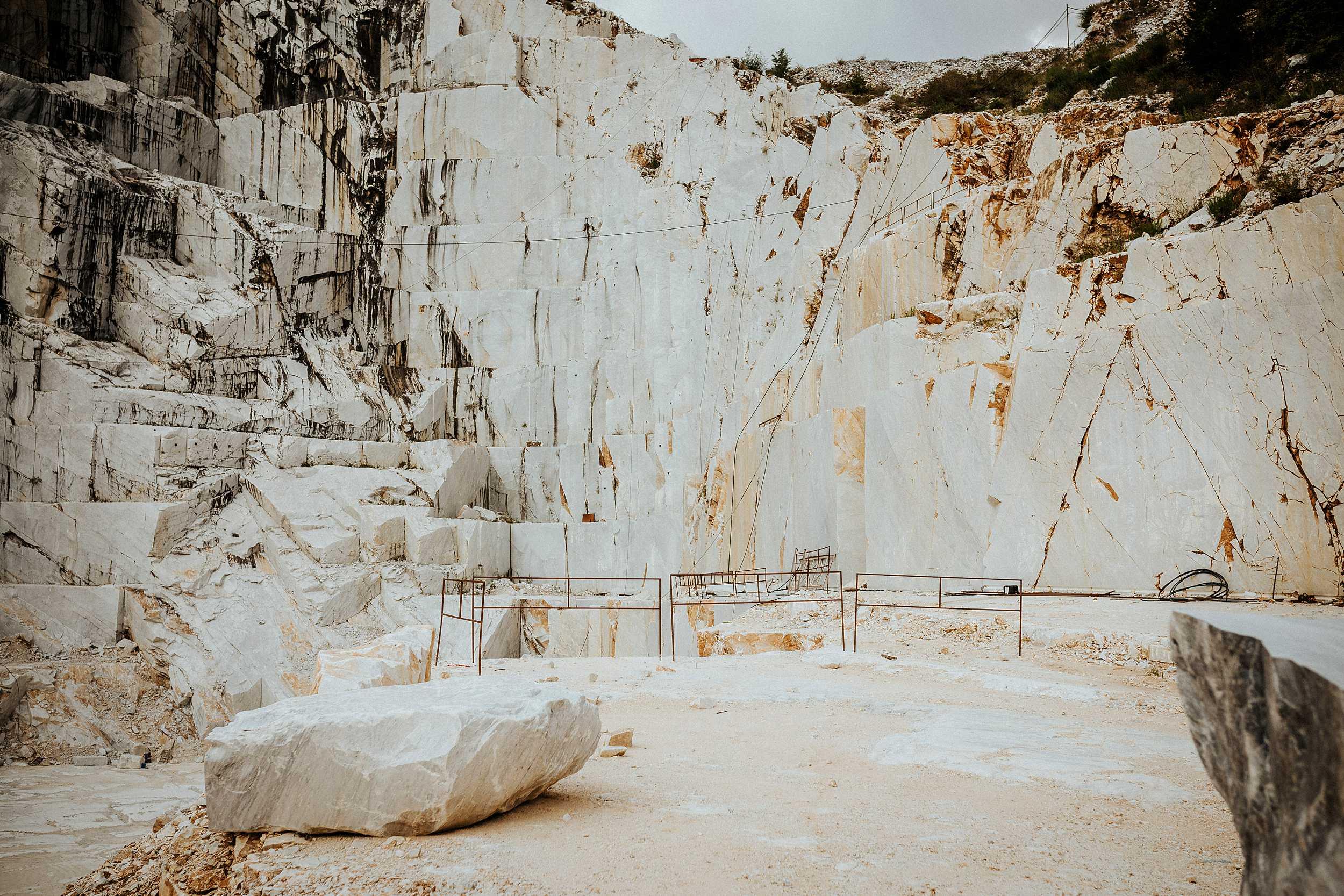 servizio engagement cave marmo bianco carrara