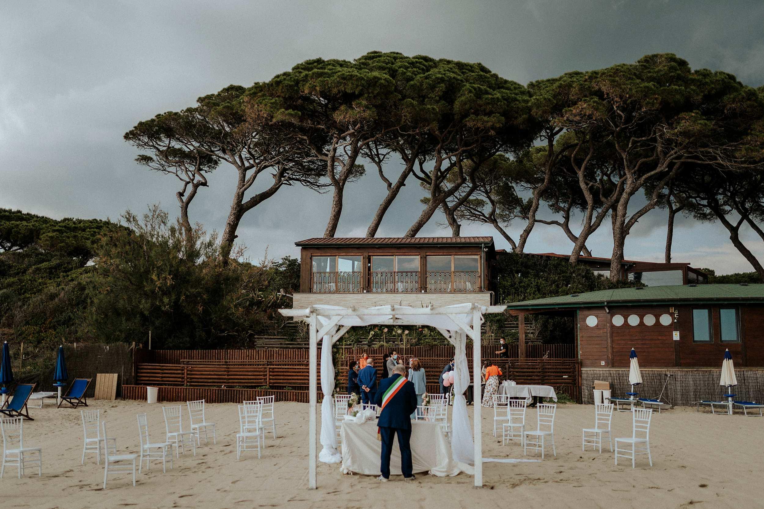 fotografo matrimonio covid19 mascherine